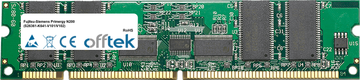 Primergy N200 (S26361-K641-V101/V102) 1GB Module - 168 Pin 3.3v PC133 ECC Registered SDRAM Dimm