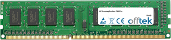 Pavilion P6657es 4GB Module - 240 Pin 1.5v DDR3 PC3-10664 Non-ECC Dimm
