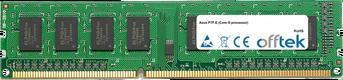 P7F-E (Core i5 processor) 4GB Module - 240 Pin 1.5v DDR3 PC3-8500 Non-ECC Dimm