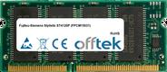 Stylistic ST4120P (FPCM15031) 512MB Module - 144 Pin 3.3v PC133 SDRAM SoDimm