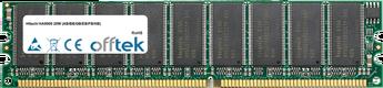 HA8000 20W (AB/BB/GB/EB/FB/HB) 1GB Module - 184 Pin 2.6v DDR400 ECC Dimm (Dual Rank)