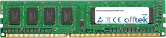 Pavilion Elite HPE-130it 4GB Module - 240 Pin 1.5v DDR3 PC3-10664 Non-ECC Dimm
