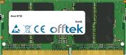 N752 16GB Module - 260 Pin 1.2v DDR4 PC4-17000 SoDimm