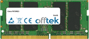P670RE3 16GB Module - 260 Pin 1.2v DDR4 PC4-17000 SoDimm