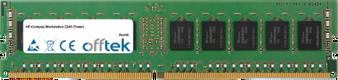 Workstation Z240 (Tower) 16GB Module - 288 Pin 1.2v DDR4 PC4-17000 ECC Dimm