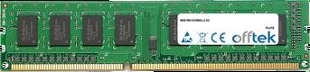 IWI-H55MAL2-02 4GB Module - 240 Pin 1.5v DDR3 PC3-10664 Non-ECC Dimm