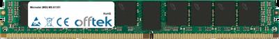MS-S1351 32GB Module - 288 Pin 1.2v DDR4 PC4-19200 ECC Registered Dimm (VLP)