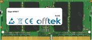 4GB Module - 260 Pin 1.2v DDR4 PC4-17000 SoDimm