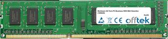 Terra PC-Business 5050 SBA Greenline (1009430) 4GB Module - 240 Pin 1.5v DDR3 PC3-12800 Non-ECC Dimm