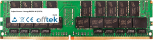 Primergy RX2530 M1 (D3279) 64GB Module - 288 Pin 1.2v DDR4 PC4-23400 LRDIMM ECC Dimm Load Reduced