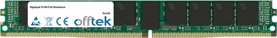 R180-F2A Barebone 32GB Module - 288 Pin 1.2v DDR4 PC4-19200 ECC Registered Dimm (VLP)