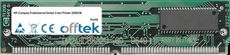 Professional Series Color Printer 2500CM 16MB Kit (2x8MB Modules) - 72 Pin 5v EDO Non-Parity Simm