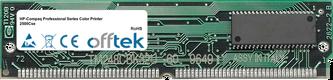 Professional Series Color Printer 2500Cse 16MB Kit (2x8MB Modules) - 72 Pin 5v EDO Non-Parity Simm