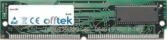 V55 128MB Kit (2x64MB Modules) - 72 Pin 5v EDO Non-Parity Simm