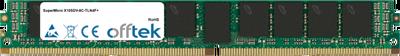16GB Module - 288 Pin 1.2v DDR4 PC4-17000 ECC Registered Dimm (VLP)