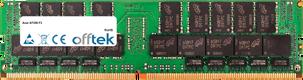 AT350 F3 64GB Module - 288 Pin 1.2v DDR4 PC4-23400 LRDIMM ECC Dimm Load Reduced