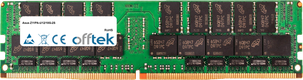 Z11PA-U12/10G-2S 64GB Module - 288 Pin 1.2v DDR4 PC4-23400 LRDIMM ECC Dimm Load Reduced