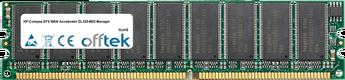 EFS WAN Accelerator DL320-M25 Manager 1GB Module - 184 Pin 2.6v DDR400 ECC Dimm (Dual Rank)
