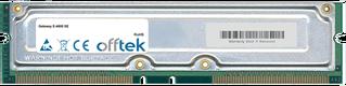 E-4600 SE 1GB Kit (2x512MB Modules) - 184 Pin 2.5v 800Mhz Non-ECC RDRAM Rimm
