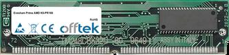 Prima AMD K6-PR166 64MB Kit (2x32MB Modules) - 72 Pin 5v EDO Non-Parity Simm