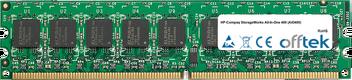 StorageWorks All-In-One 400 (AiO400) 1GB Module - 240 Pin 1.8v DDR2 PC2-4200 ECC Dimm (Dual Rank)