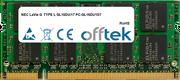 LaVie G  TYPE L GL16DU/17 PC-GL16DU1D7 1GB Module - 200 Pin 1.8v DDR2 PC2-5300 SoDimm