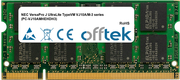 VersaPro J UltraLite TypeVM VJ10A/M-3 series (PC-VJ10AMHEHDH3) 1GB Module - 200 Pin 1.8v DDR2 PC2-5300 SoDimm
