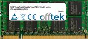VersaPro J UltraLite TypeVM VJ10A/M-3 series (PC-VJ10AMHRHDH3) 1GB Module - 200 Pin 1.8v DDR2 PC2-5300 SoDimm