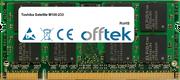 Satellite M100-233 2GB Module - 200 Pin 1.8v DDR2 PC2-4200 SoDimm