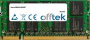 M6VA-Q044P 1GB Module - 200 Pin 1.8v DDR2 PC2-4200 SoDimm