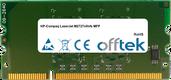 LaserJet M2727nf/nfs MFP 256MB Module - 144 Pin 1.8v DDR2 PC2-3200 SoDimm