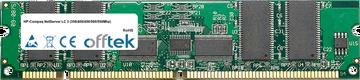 NetServer LC 3 (350/400/450/500/550Mhz) 256MB Module - 168 Pin 3.3v PC100 ECC Registered SDRAM Dimm