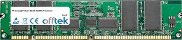ProLiant ML350 (933MHz Processor) 512MB Module - 168 Pin 3.3v PC133 ECC Registered SDRAM Dimm