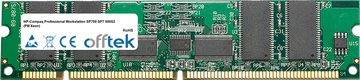 Professional Workstation SP700 SP7 500S2 (PIII Xeon) 256MB Module - 168 Pin 3.3v PC100 ECC Registered SDRAM Dimm