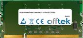 Color LaserJet CP1518ni (CC378A) 256MB Module - 144 Pin 1.8v DDR2 PC2-3200 SoDimm