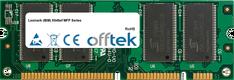 X646ef MFP Series 512MB Module - 100 Pin 2.5v DDR PC2100 SoDimm