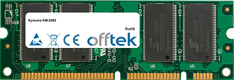 KM-2560 256MB Module - 100 Pin 2.5v DDR PC2100 SoDimm