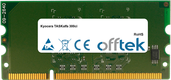 TASKalfa 300ci 1GB Module - 144 Pin 1.8v DDR2 PC2-5300 SoDimm