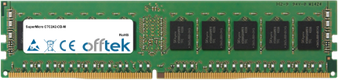 16GB Module - 288 Pin 1.2v DDR4 PC4-21300 ECC Dimm
