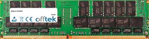32GB Module - 288 Pin 1.2v DDR4 PC4-23400 LRDIMM ECC Dimm Load Reduced