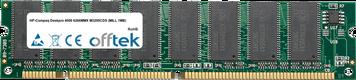 Deskpro 4000 6266MMX M3200CDS (MILL 1MB) 128MB Module - 168 Pin 3.3v PC66 SDRAM Dimm