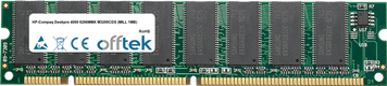 Deskpro 4000 6266MMX M3200CDS (MILL 1MB) 128MB Module - 168 Pin 3.3v PC66 SDRAM Dimm