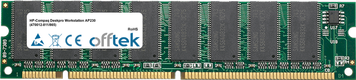 Deskpro Workstation AP230 (470012-811/865) 512MB Module - 168 Pin 3.3v PC133 SDRAM Dimm