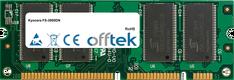 FS-3900DN 512MB Module - 100 Pin 2.5v DDR PC2100 SoDimm