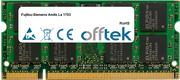Amilo La 1703 1GB Module - 200 Pin 1.8v DDR2 PC2-5300 SoDimm