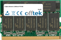 LifeBook P7010D 512MB Module - 172 Pin 2.5v DDR333 Non-ECC MicroDimm