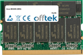 M5200N (M5N) 512MB Module - 172 Pin 2.5v DDR333 Non-ECC MicroDimm