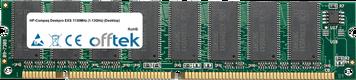 Deskpro EXS 1130MHz (1.13GHz) (Desktop) 256MB Module - 168 Pin 3.3v PC133 SDRAM Dimm