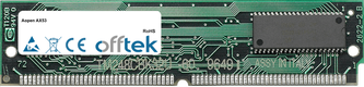 AX53 64MB Kit (2x32MB Modules) - 72 Pin 5v EDO Non-Parity Simm