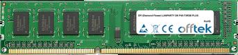 LANPARTY DK P45-T3RSB PLUS 4GB Module - 240 Pin 1.5v DDR3 PC3-8500 Non-ECC Dimm